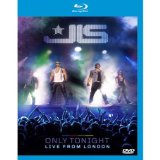 JLS - One Night Only - Live in London - Blu-ray