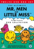 The Mr Men & Little Miss DVD Collection