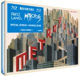 Metropolis [Reconstructed & Restored] (Masters of Cinema) [Blu-ray]
