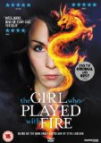 The Girl Who Played With Fire [DVD] [2010]