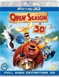 Open Season 3D [Blu-ray]