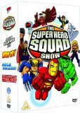 The Super Hero Squad Show - Triple 1-3 (Eps 1-16) [DVD]