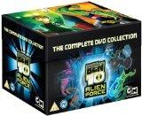Ben 10 Alien Force Boxset [DVD]