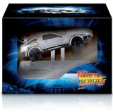 Back to the Future Trilogy Limited DeLorean Edition [Blu-ray]