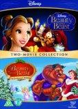 Beauty & The Beast/Beauty & The Beast The Enchanted Christmas [DVD]