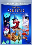 Fantasia (DVD + Blu-ray, with DVD Packaging)