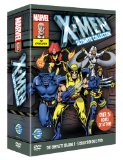 X-Men Complete Season Art Card Boxset [DVD]