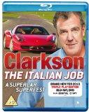 Clarkson: The Italian Job - Triple Play (DVD + Blu-ray + Digital Copy)