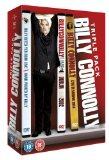 Billy Connolly Triple Pack [Billy Connolly Live In London 2010 / Billy Bites Yer Bum Live/Handpicked by Billy / Billy Connolly Live - Dublin 2002] [DVD]