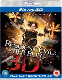 Resident Evil: Afterlife 3D [Blu-ray]