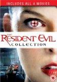 Resident Evil 1-4 [DVD]