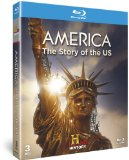 America - The Story of the US [Blu-ray]