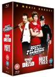 Scott Pilgrim vs. The World/Hot Fuzz/Shaun of the Dead Box Set  [Blu-ray]