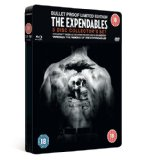 Expendables Collector's Edition Steel Tin - Double Play (Blu ray + DVD) [Blu-ray]