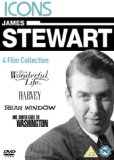 James Stewart - It's A Wonderful Life/Harvey/Rear Window/Mr. Smith Goes To Washington [DVD]