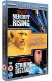 Tears Of The Sun/Striking Distance/Mercury Rising [DVD]