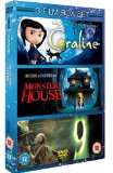 Coraline/Monster House/9 [DVD]