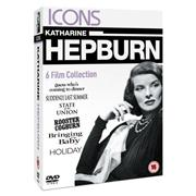 Katharine Hepburn - Rooster Cogburn/State Of The Union/Bringing Up Baby/ Guess Who's Coming To Dinner/Holiday (1938)/Suddenly, Last Summer [DVD]
