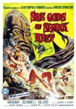 She Gods Of Shark Reef [DVD]