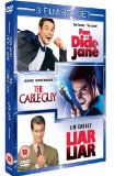 Cable Guy/Fun With Dick And Jane/Liar Liar [DVD]