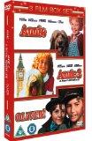 Annie/Annie 2/Oliver DVD