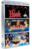 Jumanji/Hook/Zathura [DVD]