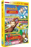 Curious George Vol 1/Vol 2/Curious George The Movie [DVD]