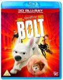 Bolt 3D [Blu-ray]