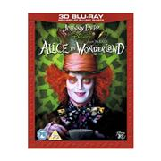 Alice in Wonderland 3D [Blu-ray]