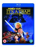 Family Guy Presents: It's A Trap - Triple Play (Blu-ray, DVD + Digital Copy)