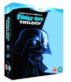The Family Guy Trilogy: Laugh It Up, Fuzzball - Triple Play (Blu-ray, DVD + Digital Copy)