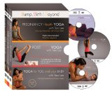 Bump, Birth and Beyond [3 DVD boxset] with Tara Lee includes Pregnancy Health Yoga, Post Natal Yoga and Yoga for You and Your Baby