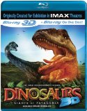 IMAX-Dinosaurs; Giants of Patagonia 3D [Blu-ray]