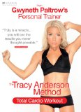 The Tracy Anderson Method Presents Dance Cardio Workout For Beginners [DVD]