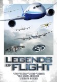 IMAX Legends of Flight 3D (2D/3D Blu-Ray) Blu Ray