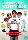 Diary of a Wimpy Kid (with Free Book) [DVD]