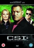 CSI: Crime Scene Investigation - Las Vegas - Season 10 [DVD]