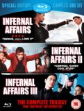 Infernal Affairs - The Complete Trilogy [Blu-ray]