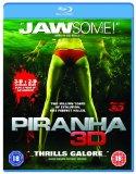 Piranha 3 [Blu-ray] Blu Ray