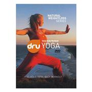 Dru Yoga, Natural Weightloss-Total Body Workout (Class 1) [DVD]