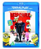 Despicable Me Triple Play (Blu-ray, DVD + Digital Copy)