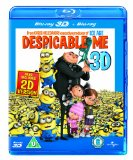 Despicable Me Blu-ray 3D Blu Ray
