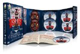 The Ashes Series 2010/2011 Complete Limited Edition Box Set DVD