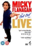 Micky Flanagan: Live [DVD]