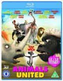 Animals United 3d [Blu-ray]