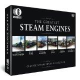 The Greatest Steam Locomotives 6DVD Set