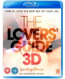 Lovers Guide 3D - Igniting Desire, Enjoy The Best Sex Of Your Life [Blu-ray]