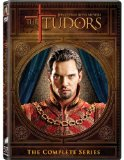 The Tudors - Series 1-4 Complete [DVD]