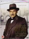 Agatha Christie's Poirot Complete Collection DVD