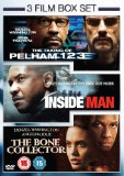 Taking of Pelham 1,2,3 / Inside Man / The Bone Collector [DVD]